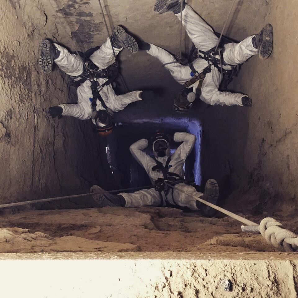 Team von Eight Arms Climbing